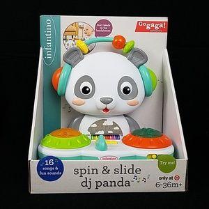 Infantino Spin /& Slide DJ Panda